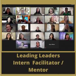 TLT Leading Leaders Intern Facilitator Mentor